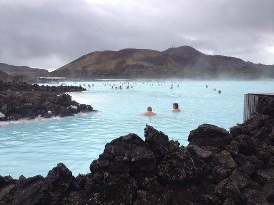 Blue Lagoon Iceland: lagoon