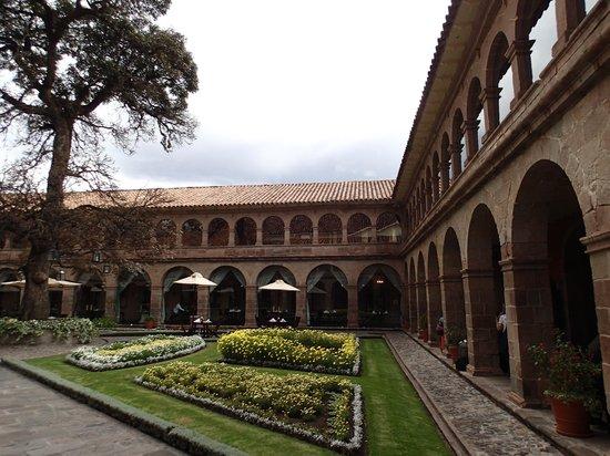 Belmond Hotel Monasterio: El Patio