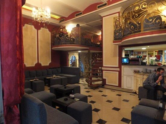 Hotel Europe Sarajevo : insight