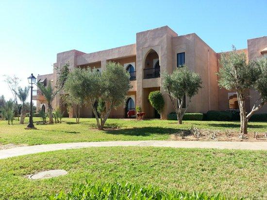 Marrakech Ryads Parc & Spa : Ryad