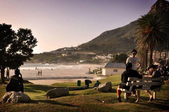 Ocean Blue: Camps Bay you beauty
