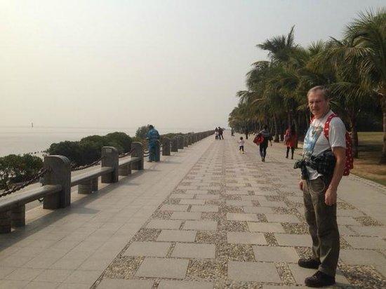 Shenzhen Mangrove Nature Reserve: Mangrove Park Promenade