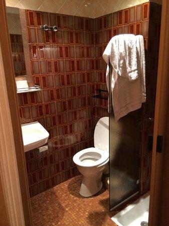 Hotel d'Argenson : Bathroom