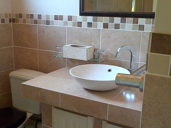 Roseland House: bathroom for number 12 bedroom