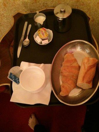 Hotel d'Argenson: Breakfast