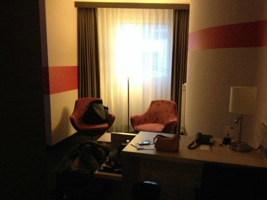 Mercure Hotel Wuerzburg am Mainufer : Sitting area
