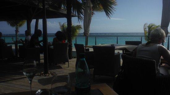 Trou aux Biches Beachcomber Golf Resort & Spa: Restaurant