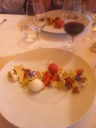 Hotel De La Plage : Dessert extra