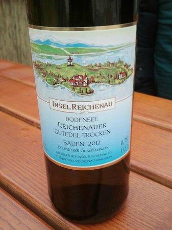 Riebels: Reichenauer Wein