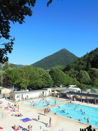 Snack de la piscine chatillon en diois camping les for Chatillon piscine