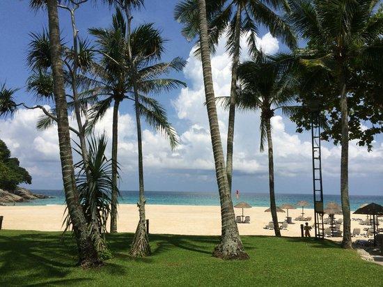 Le Meridien Phuket Beach Resort: Beach Front