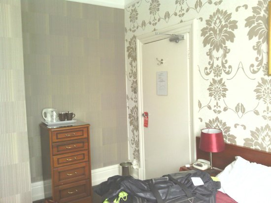 The Park Hotel: Room 12