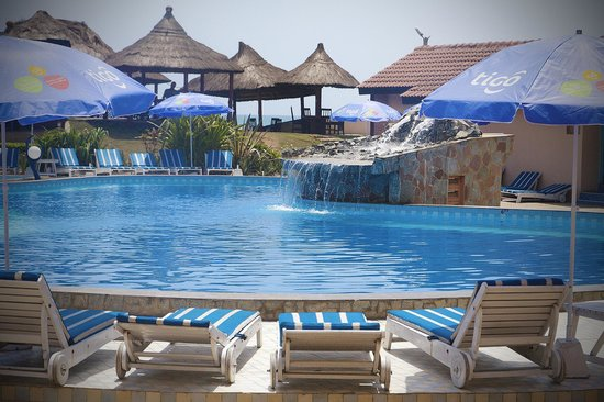 Ramada Resort Accra Coco Beach Swimming Pool