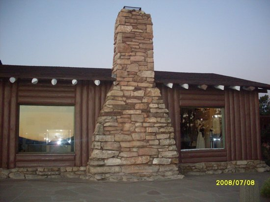Bright Angel Lodge: souvenir store