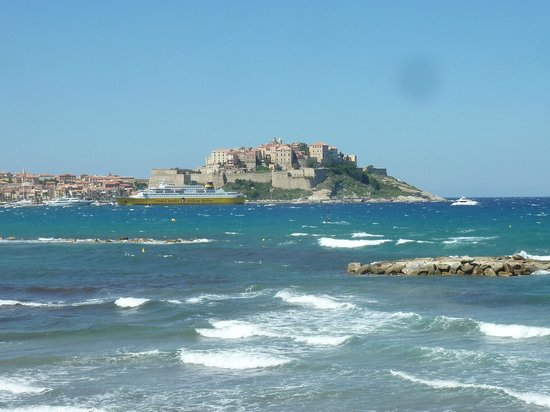 Citadelle de Calvi : VUE DIVERSE DE CORSE