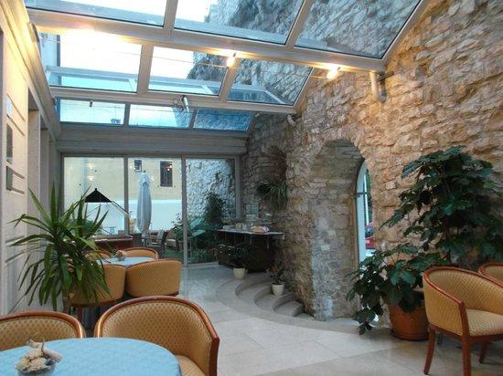 Hotel Villa Cittar: Entrance