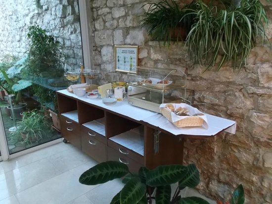 Hotel Villa Cittar : Breakfastbuffet