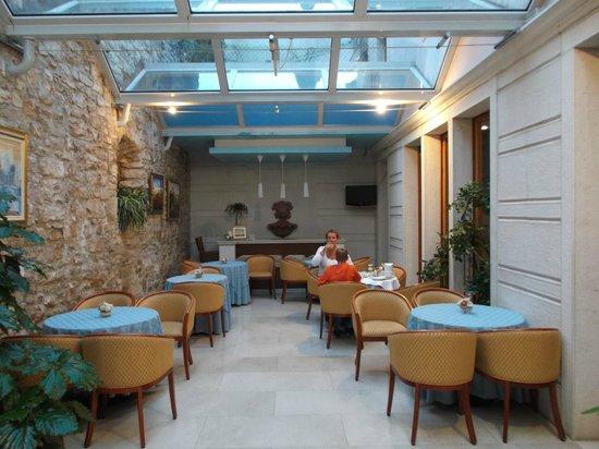 Hotel Villa Cittar : Breakfast