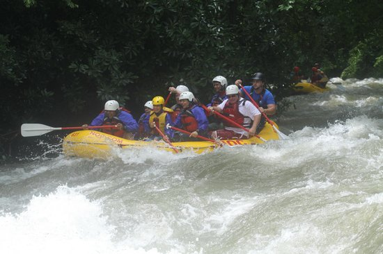 Nantahala Outdoor Center - Private Adventures: Nantahala 2013