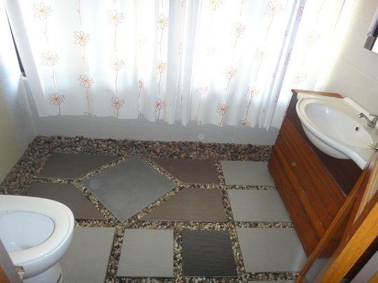 T Star Cottage : Ванная в спа-номере