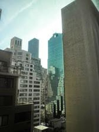 Hampton Inn Manhattan Grand Central : Vue de la chambre