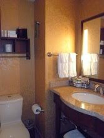 Hampton Inn Manhattan Grand Central : Salle de bain