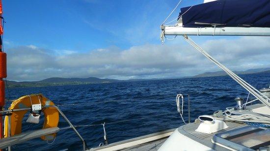 Sheep's Head Peninsula : Out on Dunmanus Bay