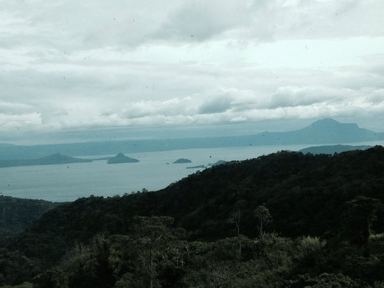 Days Hotel Tagaytay: the view