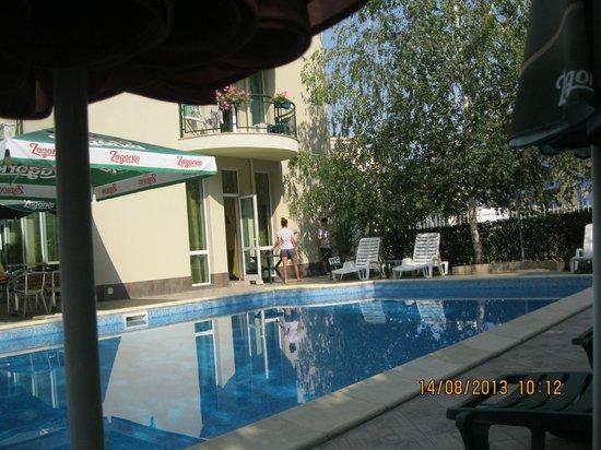 Hotel Aurelia: для взрослых бассейн