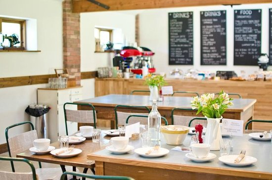 Dunchurch, UK: The Cornflower Cafe is now open.