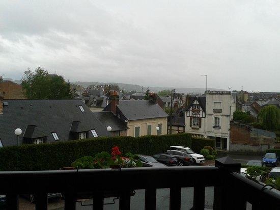 BEST WESTERN Hostellerie Du Vallon : vue de la chambre