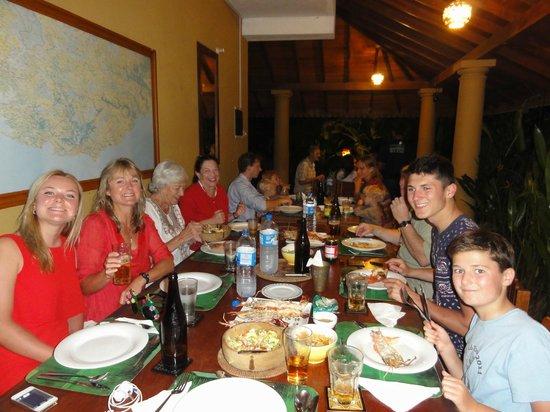 The Spice House, Mirissa: Christmas dinner - Sri Lankan Style!