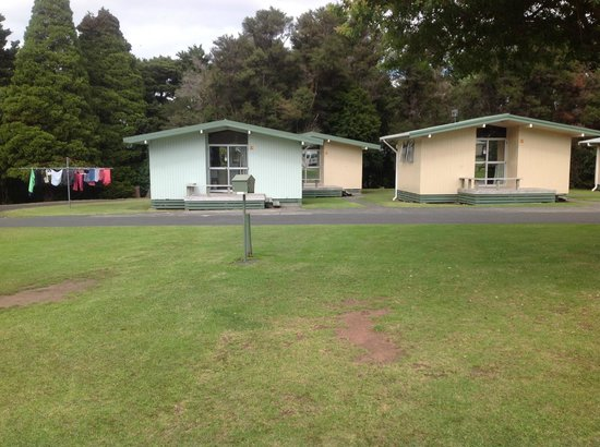Whangarei TOP 10 Holiday Park: Cabins