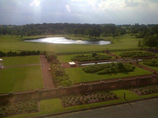 Carden Park Hotel: outside my window...