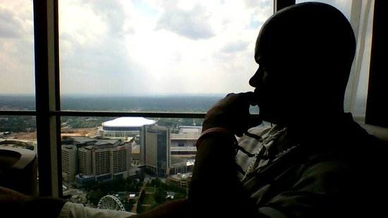 The Westin Peachtree Plaza: reflections