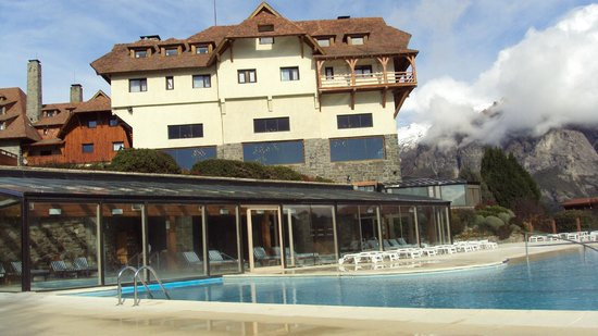 Llao Llao Hotel and Resort, Golf-Spa: desde la piscina