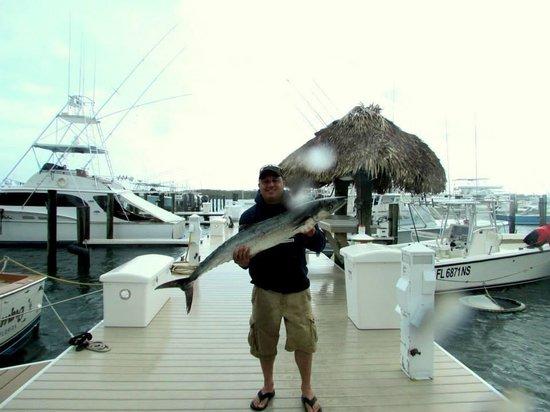 Samana Expert Fishing Charters: King fish