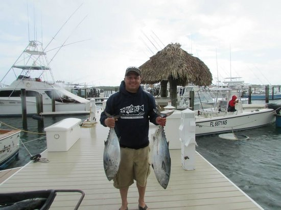 Samana Expert Fishing Charters: couple other fish they caught