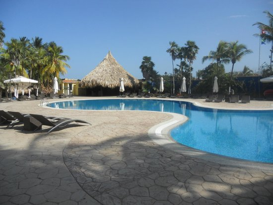Hesperia Playa El Agua: Eden Club, Swimming Pool