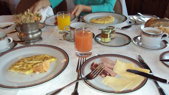 Llao Llao Hotel and Resort, Golf-Spa : desayuno