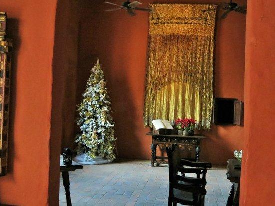 Sofitel Legend Santa Clara : reception area