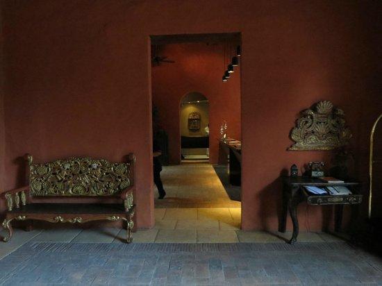 Sofitel Legend Santa Clara : lobby area
