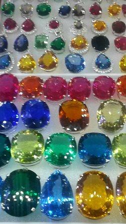 The Frangipani Living Arts Hotel & Spa: gems