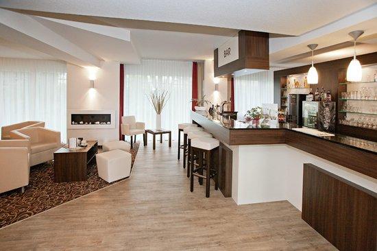 Aparthotel Oberhof: Lobby / Bar