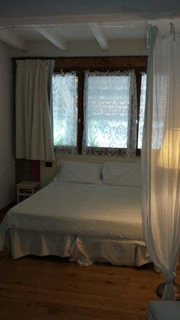 Agriturismo Corte Rocca : Camera da letto