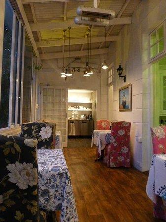 Blackheath Lodge: Dining Room
