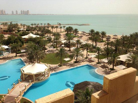 InterContinental Doha: my views