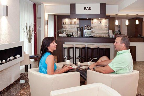 Aparthotel Oberhof: An der Bar