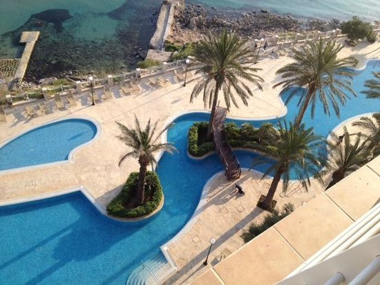 Radisson Blu Resort & Spa, Malta Golden Sands: Family pool