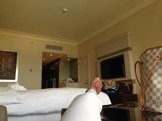 InterContinental Doha: room